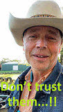 John Schneider Don�t trust them. They are playing you.