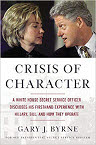 Gary J. Byrne Author Crisis of Character on Wikipedia