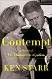 Kenneth Winston Starr Book Contempt