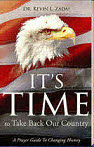 Kevin Zadai Author It's Time to Take Back Our Country