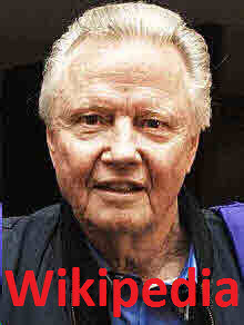 Jon Voight Academy Award winning Christian actor on Wikipedia