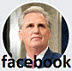 Kevin McCarthy House Minority Leader on facebook
