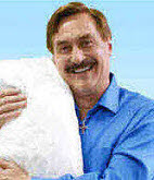 Michael J. Lindell founder and CEO of My Pillow, Inc