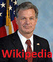 Christopher A. Wray Director of the Federal Bureau of Investigation