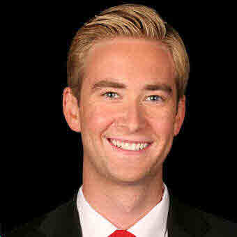 Peter Doocy currently a Washington D.C.-based correspondent for FOX News Channel (FNC)