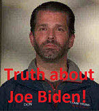Donald Trump Jr. Donald Trump (2-25-21) I told you so...this is the Truth about Joe Biden