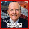 Rudolph Giuliani Mayor of NYC, Common Sense Apple Podcast