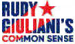 Rudolph Giuliani Mayor of NYC, Common Sense Podcast