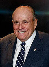 Rudolph Giuliani Mayor of NYC
