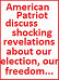 BardsFM American Patriot Patrick Byrne discuss shocking revelations about our election, our freedom and our future... on YouTube