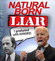 Greg Kelly Biden is a Natural Born Liar