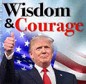 Greg Kelly Pres. Trump has Wisdom and Courage